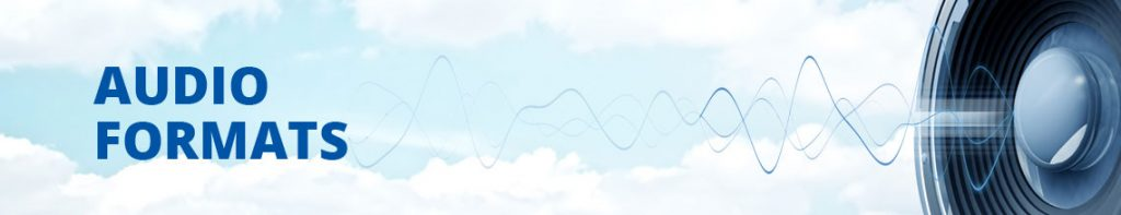 Transcribing Services Audio Formats - TranscriptionWing