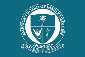 American fam board medicine logo