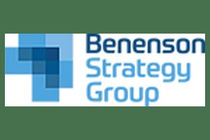 Benenson strategy group logo