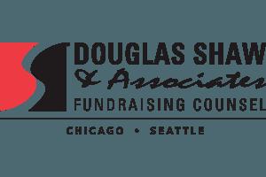 Douglas shaw & associates fundrasing counsel logo