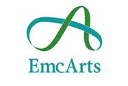 Emc arts logo