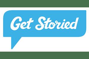 Get storied logo