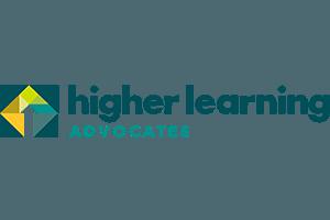 Higher learning advocates logo