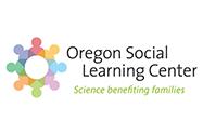 Oregon social learning center logo