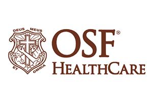 Osf health care logo