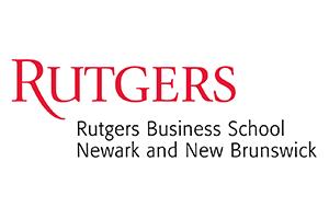 Rutgers business school newark and new brunswick logo