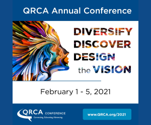 TranscriptionWing as QRCA 2021 Sponsor